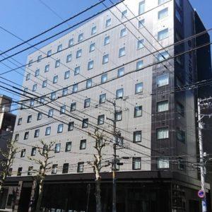 札幌NKビル開発 新築工事(FPホテル札幌大通り)